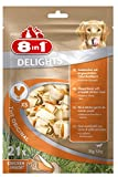 8in1 Delights Chicken Kauknochen