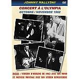 Johnny Hallyday - Concert à l'Olympia : octobre - novembre 1962