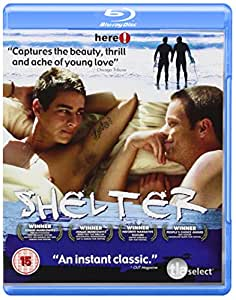 Shelter [Blu-ray] [UK Import]