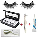 Eyelashes Glues Review and Comparison
