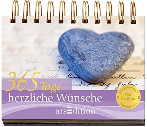 365 Tage herzliche Wünsche