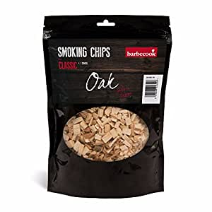 Barbecook Chips Smoke Oak Bois de Fumage Marron 18 x 7 x 26 cm