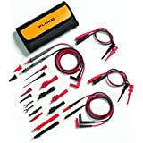 Fluke TL81A Test Lead Set, Deluxe Electronic by Fluke