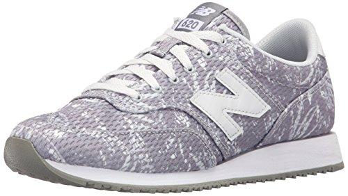 New Balance Women's CW620 Summit Running Shoe, Grey, 10 B US Grey