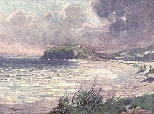 Fowlers Bay (The Poster Corp Robert Fowler - Beautiful Wales 1905 Llandudno Bay Kunstdruck (60,96 x 91,44 cm))