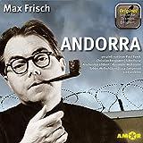 Andorra, 2 CDs, komplett gespielt im Original, mit zusätzlichen Erläuterungen (Entdecke. Dramen. Erläutert.) - Max Frisch