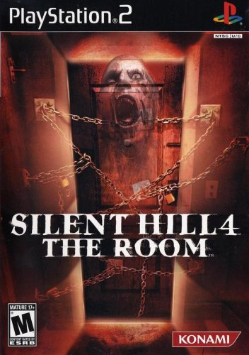 Silent Hill 4 The Room PS2 (Importación inglesa)