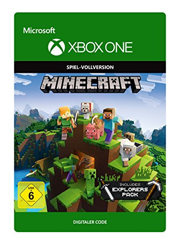 Minecraft: Explorer's Pack DLC [Xbox One - Download Code]