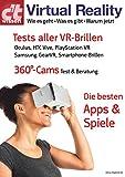 c't wissen Virtual Reality (2016): Die besten Apps und Spiele, Tests aller VR-Brillen (u.a. Oculus Rift, HTC Vive und Playstation VR), Test 360°-Kameras (German Edition)