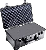 Peli 1510 Protector Case with Foam Black