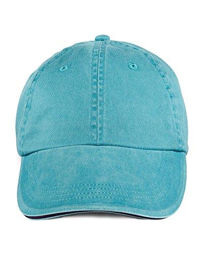 Anvil Anvil Low Profile pigments Dyed Casquette - Bleu -