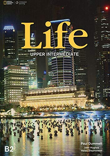 Life - First Edition: B2.1/B2.2: Upper Intermediate - Student's Book + DVD (Life: Bring Life into Your Classroom)