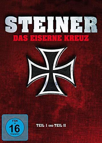 Steiner - Das Eiserne Kreuz Teil I und Teil II - Special Edition Mediabook [Blu-ray]
