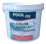 Chlorgranulat - schnell löslich - 3KG