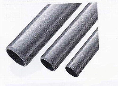 PVC Rohr Druckrohr 1 Meter Ø 20mm - 125mm Garten Teich Koi Wasser (110mm)