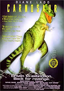 Carnosaur 1 [DVD] [1993] [Region 1] [US Import] [NTSC]