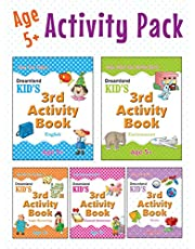 KID'S ACTIVITY 5+ - PACK (5 TITLES)
