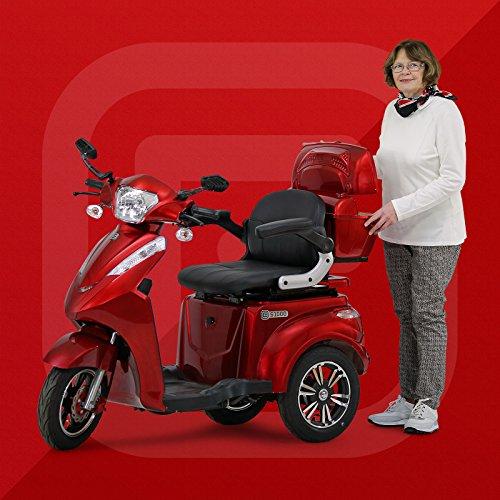 Elektromobil, Seniorenmobil, Dreirad Elektro Roller, Elektrorollstuhl, ECONELO*