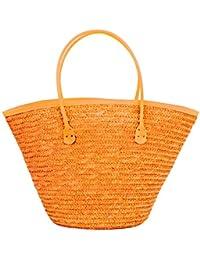 Juinsa Borsa da spiaggia, arancione (Arancione) - 762253.0