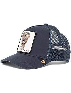 Goorin Bros Gorra de Béisbol - para Hombre Azul Elefante Talla única