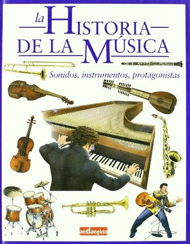 La Historia De La Musica / The History of Music par STEFANO CATUCCI
