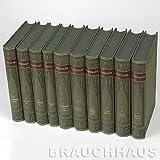 Shakespeares Dramatische Werke. 10 Bände. (Meyers Klassiker) -