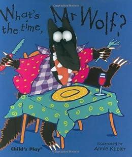 Resultado de imagen de what's the time mr wolf