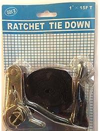 """Ratchet Tie Down 1""""x 15ft"""