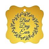 Die besten Tag überhaupt Hochzeiten - Darling Souvenir Best Day Ever Tag überhaupt Hochzeit Bewertungen
