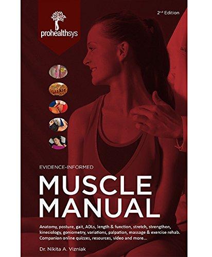 Muscle Manual by Dr. Nikita Vizniak by Muscle Manual by Dr. Nikita Vizniak (January 19,2010)