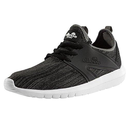 Ellesse Uomo Nero Ellesse Sneaker Scarpe Runner Romani Uomo Sport dOfxSwd