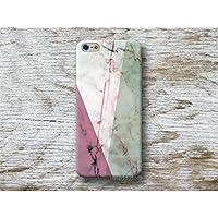 Funda Mármol Blanco Geométrica para iPhone 4 5 5s SE 6 6s 7 Plus Samsung Galaxy s8 s7 s6 s5 A5 A3 J5... Huawei LG Moto Oneplus Sony HTC ....