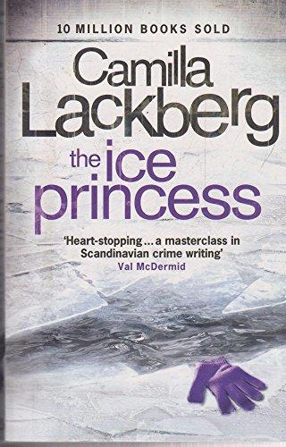 Ice Princess Waterstones O