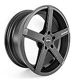 SEITRONIC RP6 Alufelge | Concave Design | Matt Black 19 Zoll 8,5J 5x120-ET35-72,6