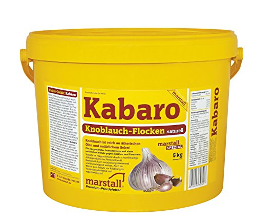 Preisvergleich Produktbild Marstall Kabaro Knoblauchflocken 5 kg