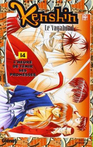 Kenshin - le vagabond Vol.14 par WATSUKI Nobuhiro