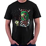 Zim Stole Xmas The Grinch The Invader Mens T-Shirt