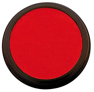 Eulenspiegel - Maquillaje Profesional Aqua, 3.5 ml / 5 g, Color Brillo perlino Rojo (350553)