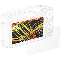 atFoliX Folie für Sony HVL-F45RM Displayschutzfolie - 3 x FX-Antireflex-HD hochauflösende entspiegelnde Schutzfolie