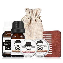 Yotown Beard Care Kit Set...