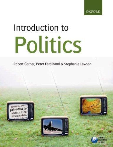 Introduction to Politics by Robert Garner (2009-02-15)