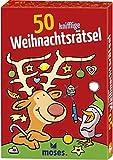 Moses. Verlag 50 knifflige Weihnachtsrätsel