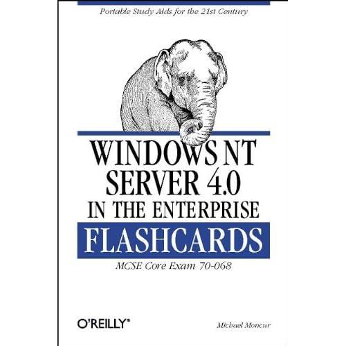 WINDOWS NT SERVER 4.0 IN THE ENTERPRISE