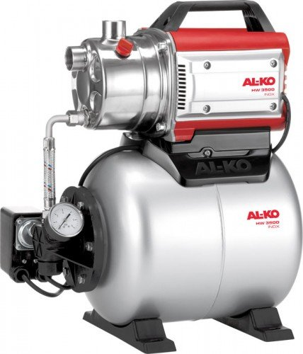 AL-KO HW 3500 Inox Classic - Hauswasserwerk 140653
