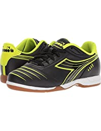 Diadora Kid s Cattura ID Indoor Jr Soccer Shoes