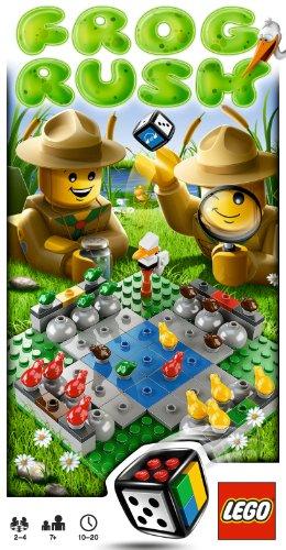rog Rush (Lego Spiele Freunde)