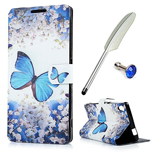 sony-xperia-xa-ultra-case-with-card-holder-60-inch-maxfeco-notebook-style-colorful-painting-designed