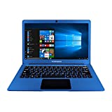 Thomson Ultrabook X6-2.32BL - 13' Bleu – Matériau : aluminium – Processeur : Intel Celeron – RAM : 4 Go – Stockage : 32 Go – Logiciels intégrés : Windows 10 + anti-virus Norton – Ecran : IPS Full HD – Slim et léger : 1,3kg