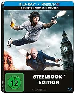 Der Spion und sein Bruder (Steelbook) [Blu-ray] [Limited Edition]