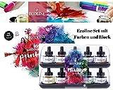 Ecoline Großes Mixing Colorset mit Farben Block